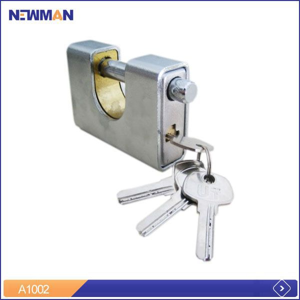 A1008 abus heavy duty square type padlock