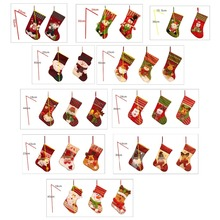 Wholesale Colors Decorations Nice Decor Beautiful Stocking