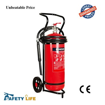 Decorative Fire Extinguisher trolley type dry powder fire extinguishers - buy fm200 fire