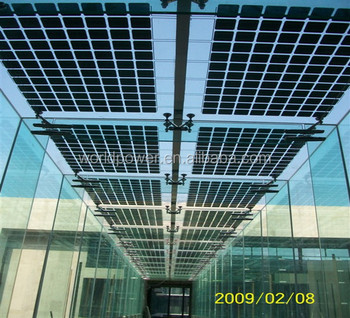 Transparent Bipv Solar Panel Solar Roof Tile Bipv Buy