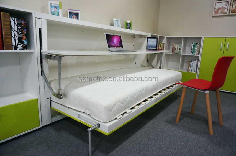 murphy bett mit schreibtisch kinder babybett bett mit tisch bett produkt id 60083159670 german. Black Bedroom Furniture Sets. Home Design Ideas