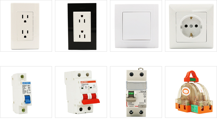 Wholesale Computer/Telephone Multiple Wall Sockets Outlet