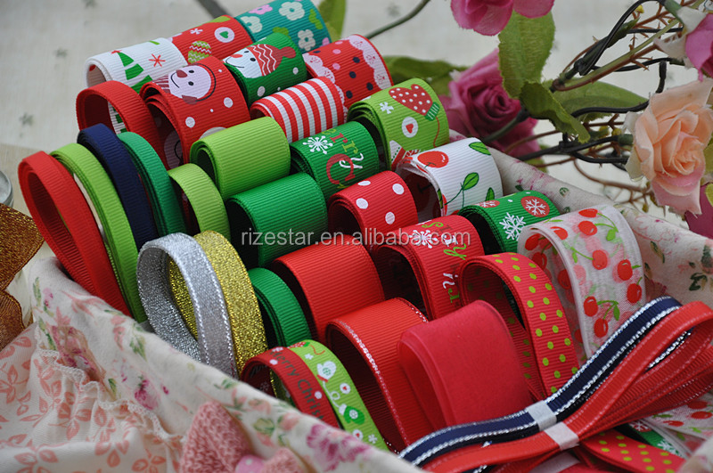 2016 Promotion Gift/Christmas Gift/Custom Ribbon