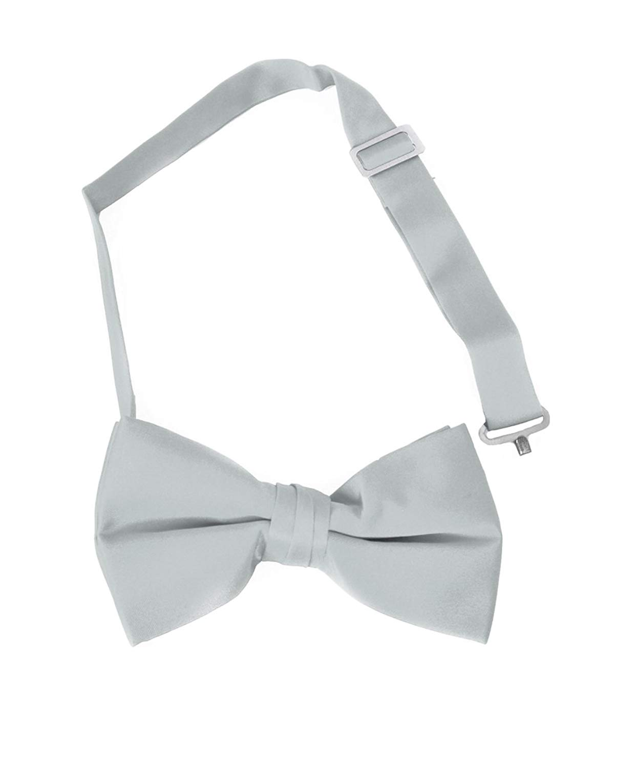 Adjustable Pre Tied Bowties Necktie Mens Bow Tie For Wedding Party Dinners