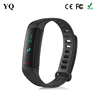 YQ q1 Professional Accelerometer Bluetooth Wrist Band Step Counter