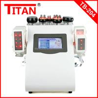 Good Price! 6 in 1! Portable ultrasonic cavitation machine/vacuum rf/cavitation slimming machine