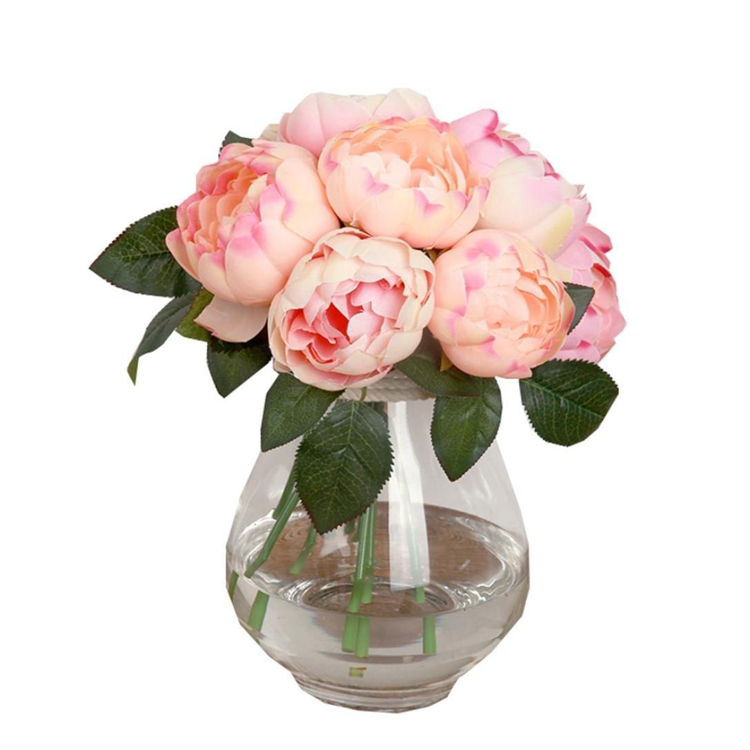 Cheap Peony Silk Flower Bouquet Find Peony Silk Flower Bouquet