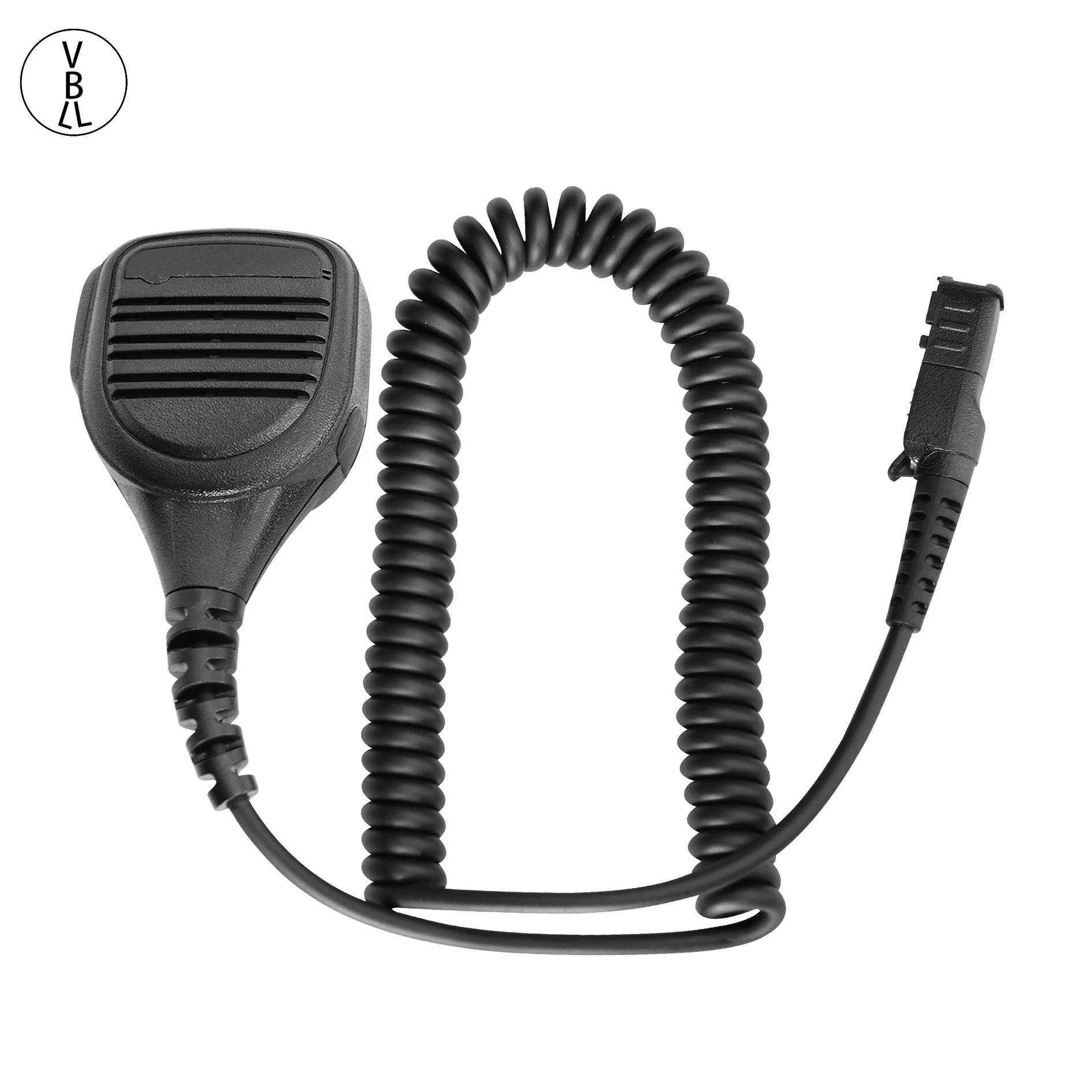 Remote Speaker Mic For Motorola XPR3500 XPR3300e XPR3500e Walkie PMMN4076