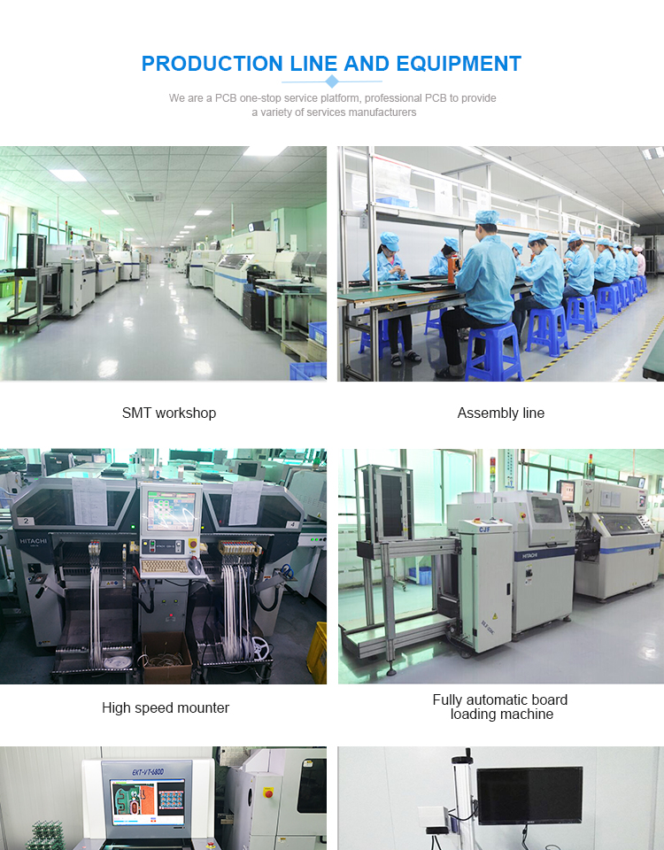 Customized PCBA, Industrial Control Board PCBA, Pcba Manufacturer pcb electronic kit