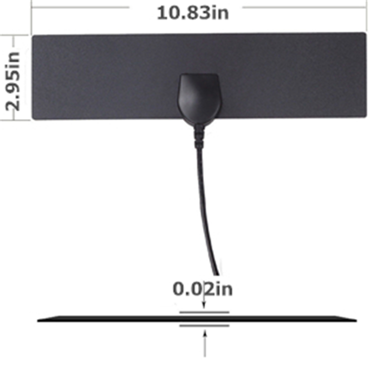 Uhf Vehicle Magnetic Mount DVB-T Antenna digital DVB-T TV antenna