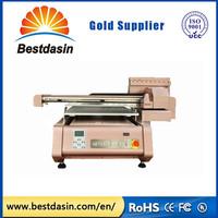 small uv printer cd duplication machine 2880dpi DX5 uv printer 8 Colors uv flatbed printer price