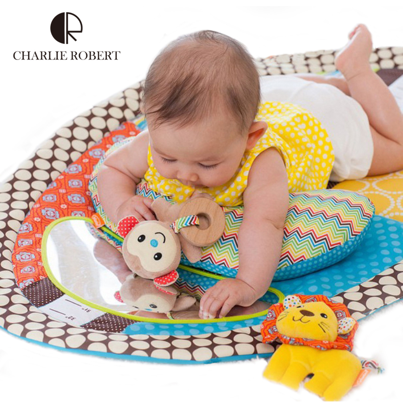 waterproof baby toy baby play mat tapete infantil infant crawling game mat newborn gift activity. Black Bedroom Furniture Sets. Home Design Ideas