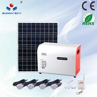stand alone home solar systems solar panel system solar power system home solar lighting system solar generator 220v portable
