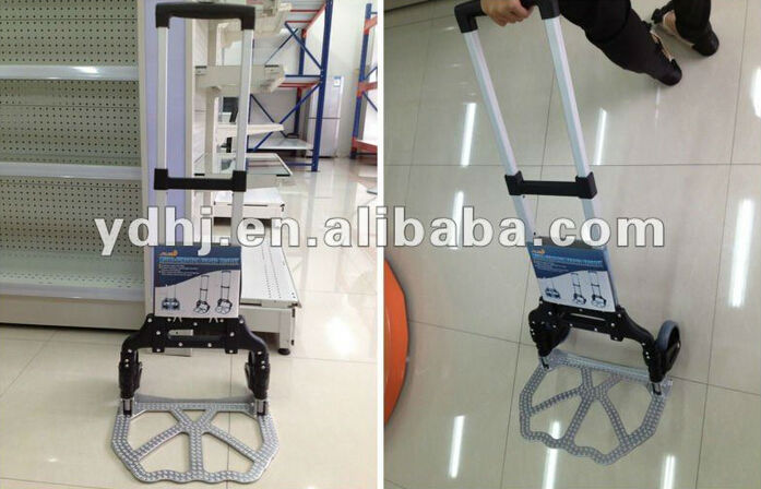 The Most Popular Airport Luggage Trolley / Baggage Cart