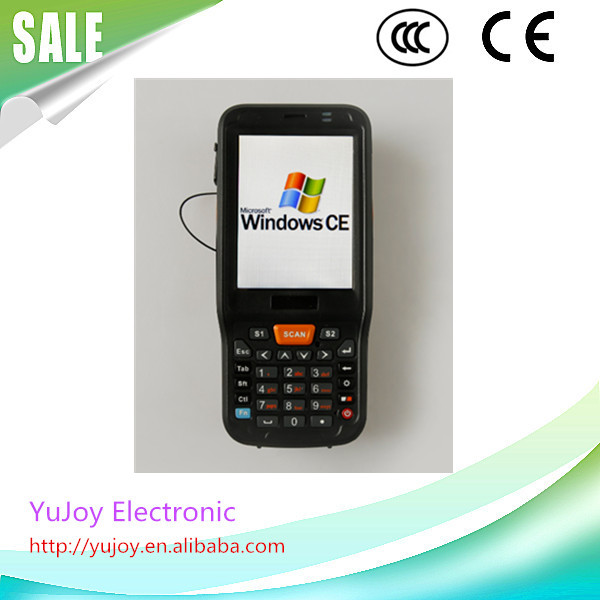 Handheld customized supermarket/industrial PDA support 1D/2D barcode scanner