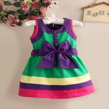 Shopping Websites 1 Year Kids Baby Girl Angel Party Wear Satin Dress