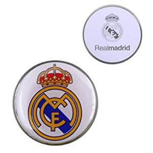 Real Madrid Golf Ball Marker - Football Gifts