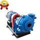 Heavy Duty Engine Driven Coal Mine Gravel Sand Water Drainage High Abrasive Slurry Pump with Motor