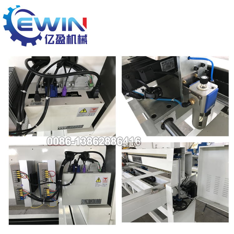 Single Head Servo Motor Quilting Machine