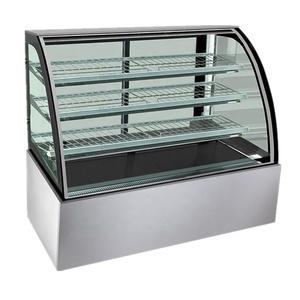 Hot Food Display Warmers For Bakery And Cafe