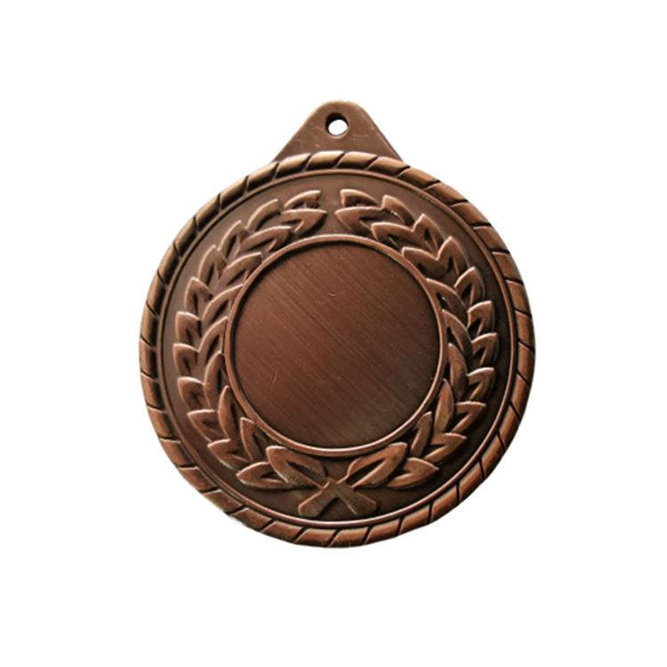 Pas cher Promotionnel Personnalisé De Gymnastique En Métal De Football Médailles Et Trophées