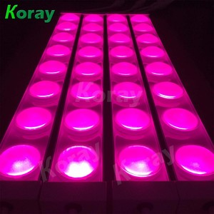 Grow Lettuce, Pak-choi, Kale, Basil, Parsley and Strawberry Full Spectrum K1 LED Grow Light