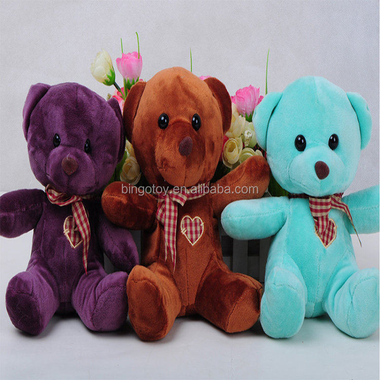 2016 High Quality souvenir gift musical teddy bear for sale