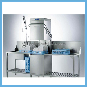 Hood Type Professional Commercial Dish Washer