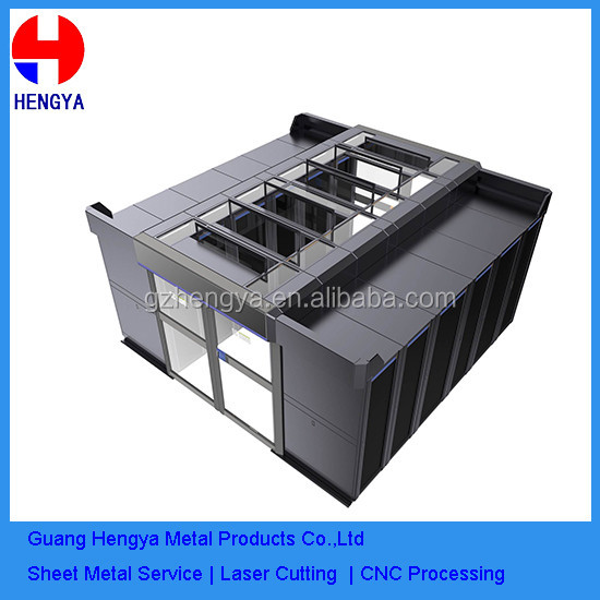 Custom fabrication services sheet metal electrical cabinet accept client's drawings