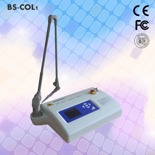 surgical fractionsal CO2 Laser Medical Instrument for scar removal