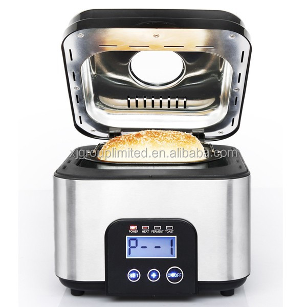 Electric Stainless steel bread maker