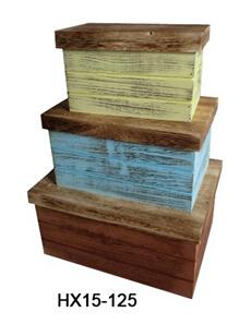 Acheter des lots d 39 ensemble french moins chers galerie d 39 image fren - Boite rangement bois ikea ...