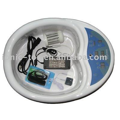 Ion Detox Foot Spa Bath Machine With High Quality Arrays