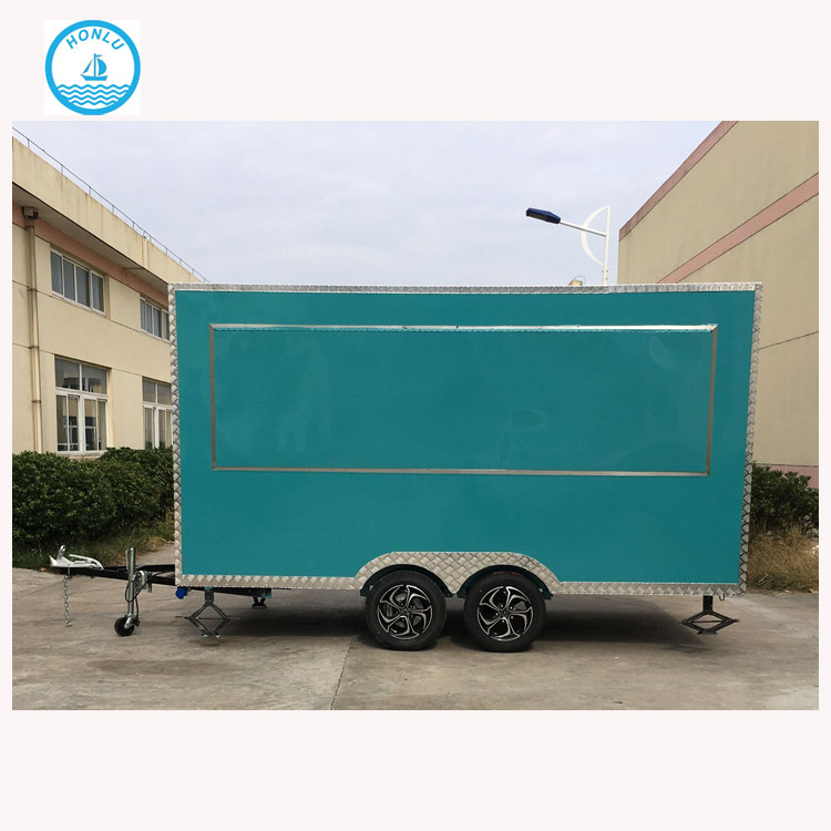 New Design client customized hot sale soft serve ice cream cart mobile retail carts food cart for sale