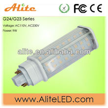 high power Rotatable connector G24 with SAMSUNG 5630 SMD