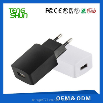 the best quality 5v 1.5a 2a universal phone travel chagrer adapter