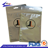 Custom PVC Clear Plastic Packaging Bag For Mobile Phone Cover With Ziplock/.