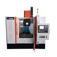 Taiwan Royal Spindle High Speed Drilling And Tapping Vertical Machine Center VMC460L hobby CNC 3 axis milling machining center