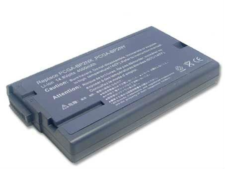 Replacement for Sony bp2nx laptop battery