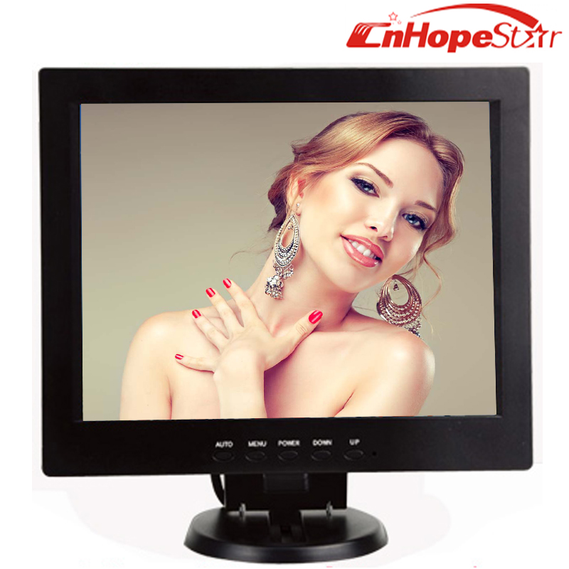 Led backlight good quality 10 12 inch lcd gaming monitor