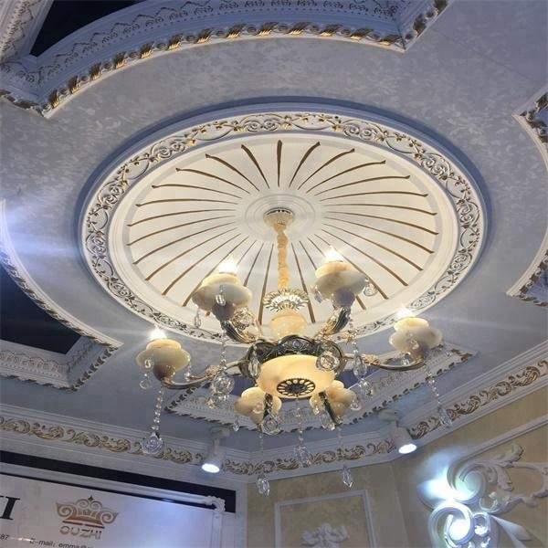 interior decoration of house wall ceiling decoration cornice polyurethane cornice