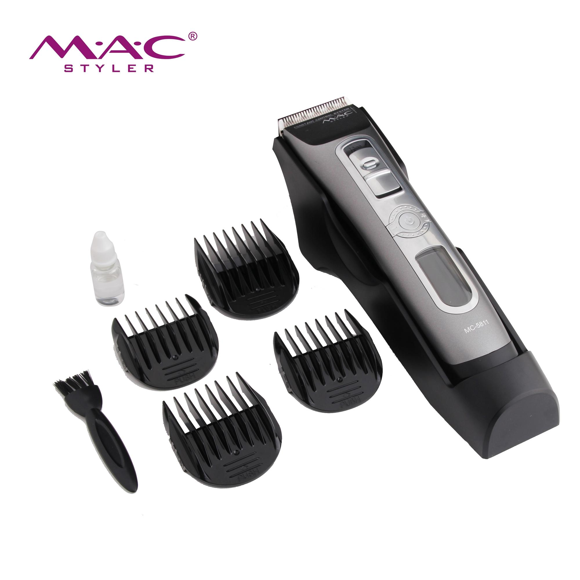 Professional Barber for men Rechargeable Trimmer cordless hair clipper  best  barber razor