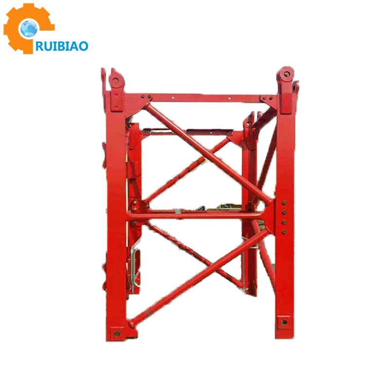Hot sale zoomlion brand supply Spare Parts Mast section For All Type Tower Crane(1-6T)