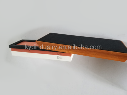 Double-sided Sharpening Stone, 3000 and 8000 grit