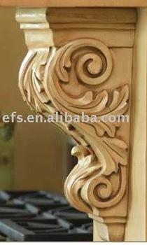 Hot Sale Fancy Decorative Wood Corbels Efs 146 Buy Decorative Wood Corbels Wooden Corbels Decorative Corbels Product On Alibaba Com