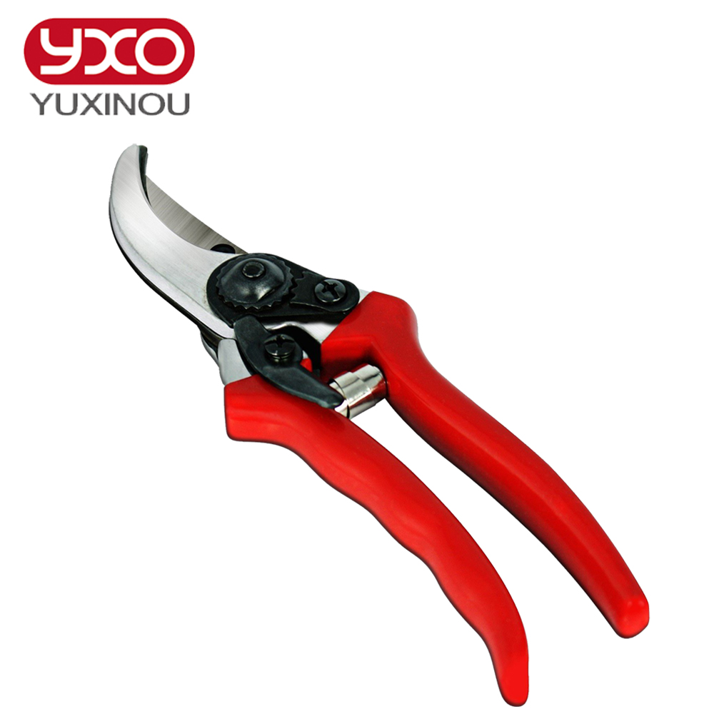YXO YUNXINOU Garden Pruning Shears with Safety Lock