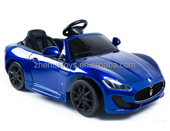 cool maserati license toys big car,toy car for big kids,electric toy