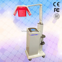2015 Hair growth diode laser helmet and hair replacement machine