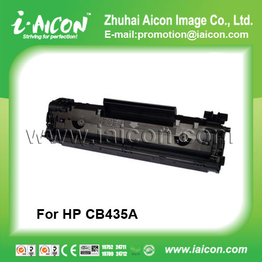 Suitable in hp laserjet p1005 Toner Cartridge 35A