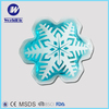 Snowflake shape hot packs instant handwarmer/hand warmer